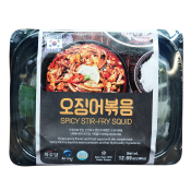 Spicy Stir-Fry Squid 12oz(360g)