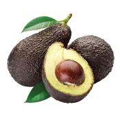Hass Avocado 0.4-0.5lb(181-226g) 1 Ea