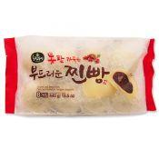 Frozen Red Bean Bun 15.5oz (440g) 8pcs