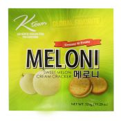 Meloni Sweet Melon Cream Cracker Big Size 11.29oz(320g)