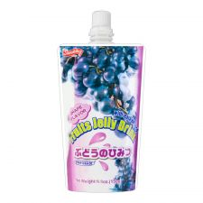 Fruits Jelly Drink Grape Flavor 5.3oz(150g)