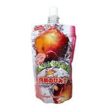 Fruits Jelly Drink Peach Flavor 5.3oz(150g)