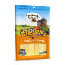 Stringles - Organic Cheddar Cheese