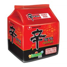 Shin Ramyun 4.2oz(120g) 4 Packs