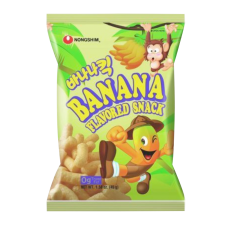 Banana Kick Banana Snack 1.58oz(45g)