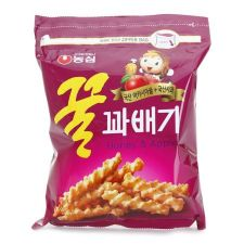 Honey Flavored Twist Snack Big Size 10.05oz(285g)