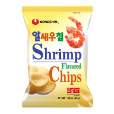 Shrimp Meat Chip 1.58oz(45g)