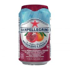 Sparkling Beverage Pomegranate and Orange 11.15oz(330ml)