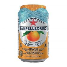 Sparkling Beverage Aranciata Orange 11.15oz(330ml)
