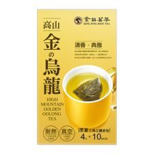 High Mountain Golden Oolong Tea 0.14oz(4g) 10 Bags