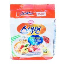 Snack Ramen 3.04oz(108g) 5 Packs