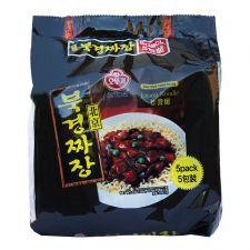 Jjajang Noodle 4.76oz(135g) 5 Packs