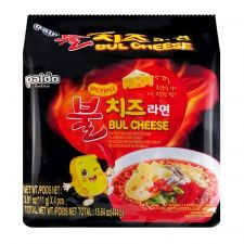 Bul Cheese Noodles 3.91oz(111g) 4 Packs