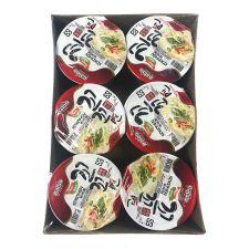 Kokomen Cup Spicy Chicken Flavor 2.29oz(65g) 6 Cups