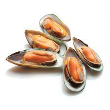 Frozen Mussel Half Shell 1.5lb(680g)
