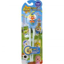 Pororo Edison Chopsticks for Kids [Right-handed]