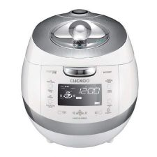 Full Stainless Eco IH Pressure Rice Cooker/Warmer CRP-BHSS0609F (6 cups)