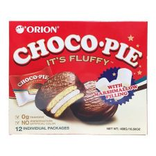 Choco Pie 1.37oz(39g) 12 Packs