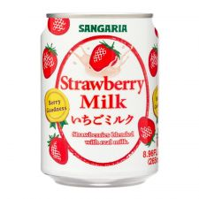 Strawberry Milk 8.96 fl.oz(265ml)