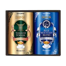 Drip On Coffee Blue Mountain Blend, Toarco Toraja Gift Box 48g X 2 Pcs