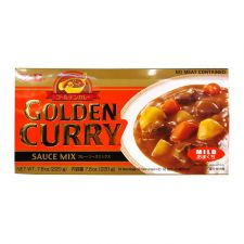Golden Curry Sauce Mix Mild 7.8oz(220g)