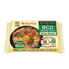 BCD Soon Tofu - Med 13oz(368g)