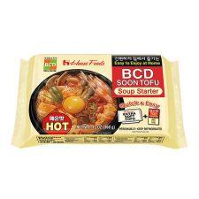 BCD Soon Tofu - Hot 13oz(368g)
