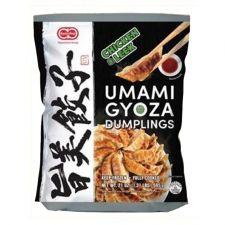 Umami Gyoza Dumplings Chicken&Leek 21oz(595g)
