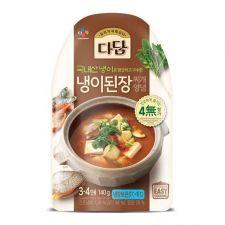Dadam Soybean Paste Seasoning 4.93oz(140g)