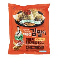 Crispy Seaweed Rolls Hot & Spicy 1.1lb(500g)