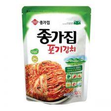 Whole Cabbage Kimchi (Poggi Kimchi) 17.6oz(500g)