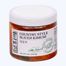 Sliced Cabbage Kimchi 12oz(340g)
