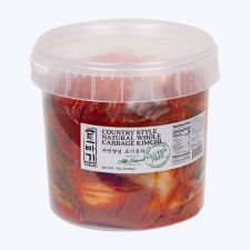 Whole Cabbage Kimchi 7lb(3.18kg)