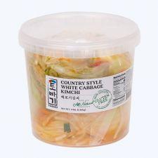 White Cabbage Kimchi 3lb(1.36kg)