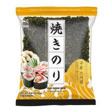 Yaki Sushinori Premium Roasted Laver 10.6oz(300g) 100 Sheets