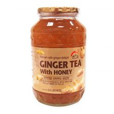 Ginger Tea with Honey 2.2lb(1kg)