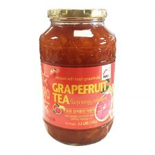 Grapefruit Tea with Honey 2.2lb(1kg)