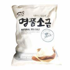 100% Natural Sea Salt (Premium Fine Salt) 10lb(4.54kg)