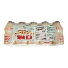 Yummy Belly Yogurt 2.1oz(63ml) 15 Ea