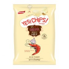 Yes! Chips! Garlic Shrimp Chips 3.4oz(95g)