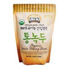 Organic Green Mung Bean 3lb(1.36kg)