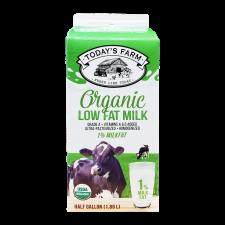 Organic 1% Milk 64 fl.oz(1.89L)