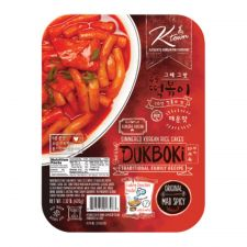 Dukboki Mad Spicy 1.32lb(600g)