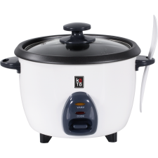 Rice Cooker with Glass Lid 5 Cups