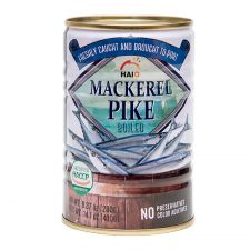 Canned Mackerel Pike 14.1oz(400g)