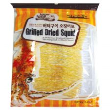 Seasoned Dried Squid 1.5oz(43g)