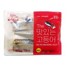 Frozen Salted Mackerel Fillet 375g(13oz)