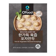 O'Food Pork & Vegetable Steamed Dumplings 1.5lb(680g)