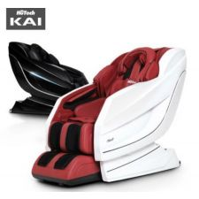 KAI Massage Chair (White&Burgundy)