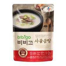 Bibigo Beef Bone Broth Soup 17.6oz(500g)